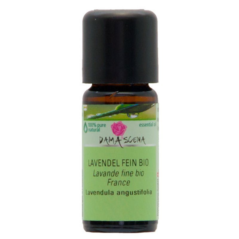 DAMASCENA Lavendel fein Frankrei Äth/Öl Bio 10 ml