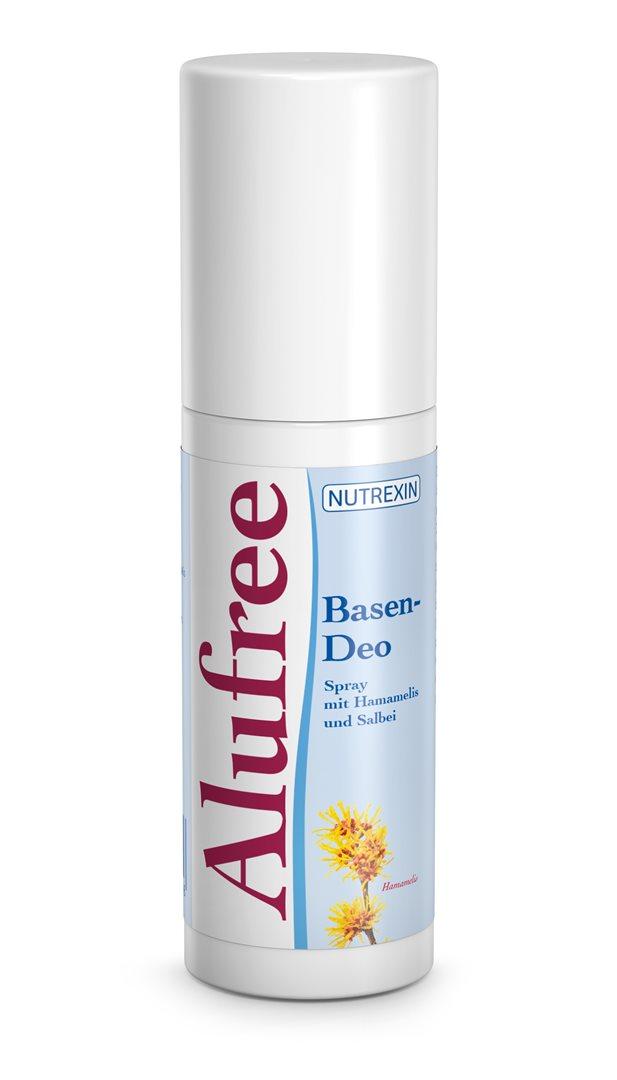 NUTREXIN Alufree Basen-Deo Spray 100 ml