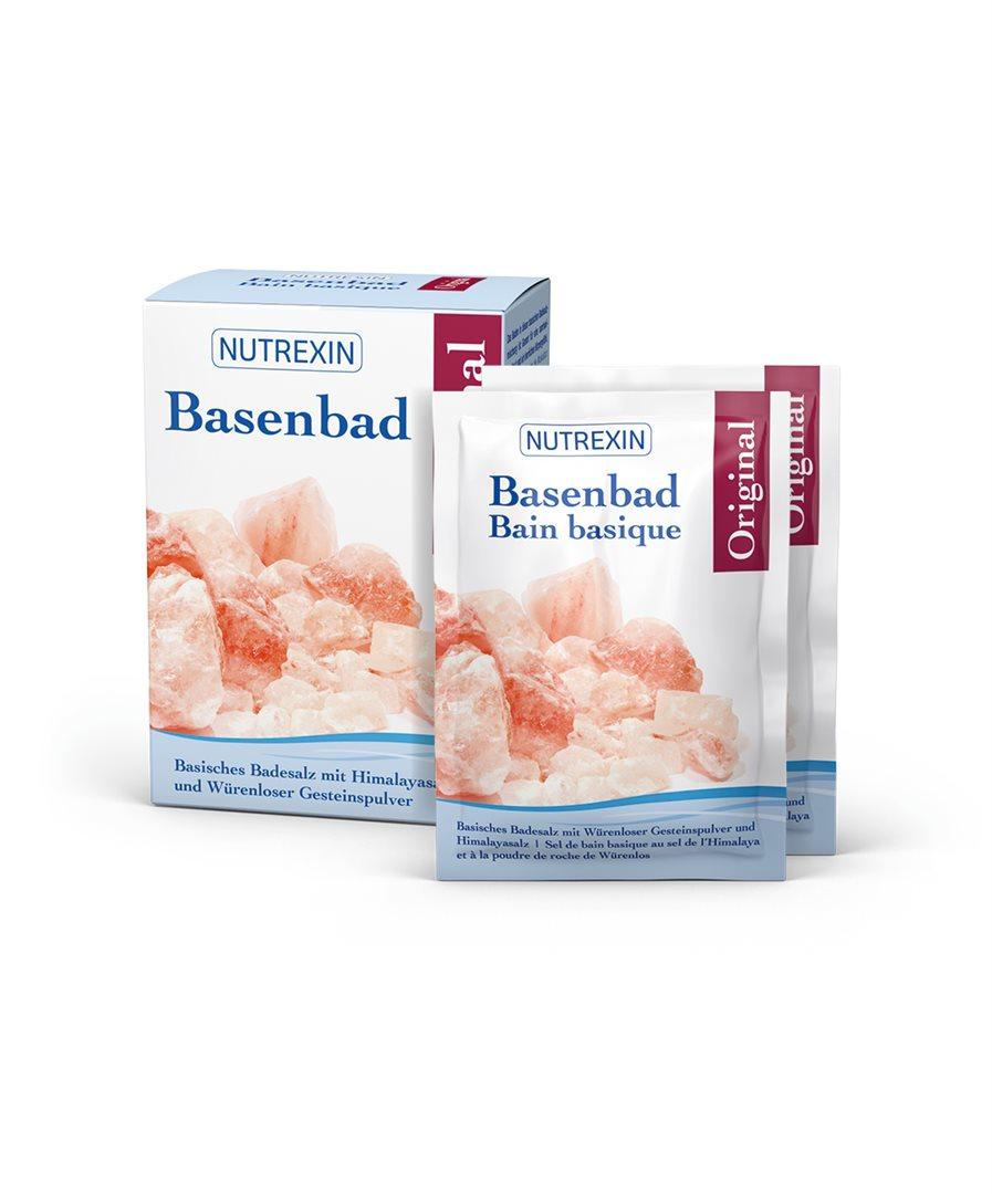 NUTREXIN Basenbad Original Beutel 6 x 60 g